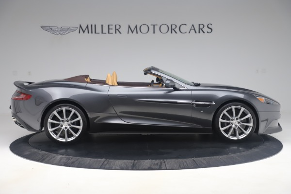 Used 2016 Aston Martin Vanquish Volante for sale Sold at Alfa Romeo of Greenwich in Greenwich CT 06830 8