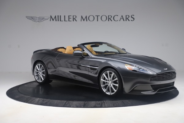 Used 2016 Aston Martin Vanquish Volante for sale Sold at Alfa Romeo of Greenwich in Greenwich CT 06830 9
