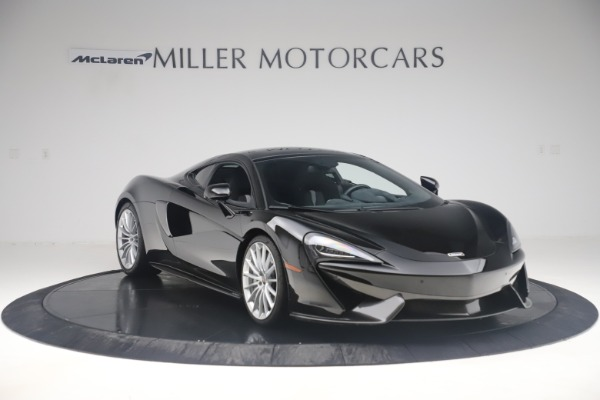 Used 2017 McLaren 570GT Coupe for sale $149,900 at Alfa Romeo of Greenwich in Greenwich CT 06830 10