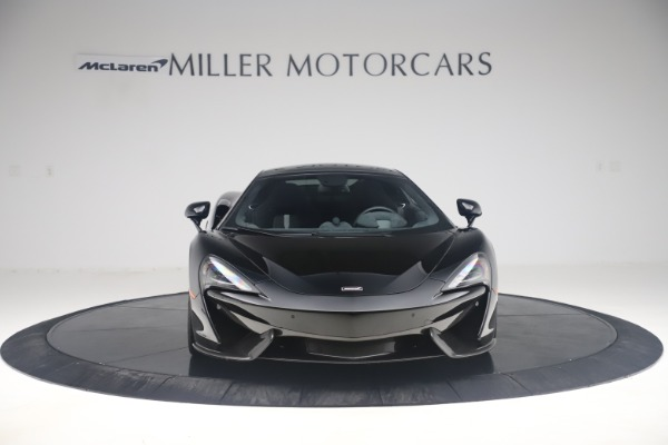 Used 2017 McLaren 570GT Coupe for sale $149,900 at Alfa Romeo of Greenwich in Greenwich CT 06830 12