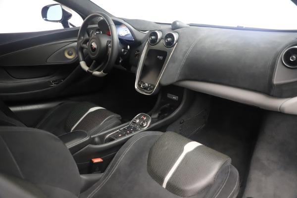 Used 2017 McLaren 570GT Coupe for sale $149,900 at Alfa Romeo of Greenwich in Greenwich CT 06830 19