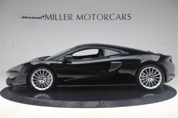Used 2017 McLaren 570GT Coupe for sale $149,900 at Alfa Romeo of Greenwich in Greenwich CT 06830 2