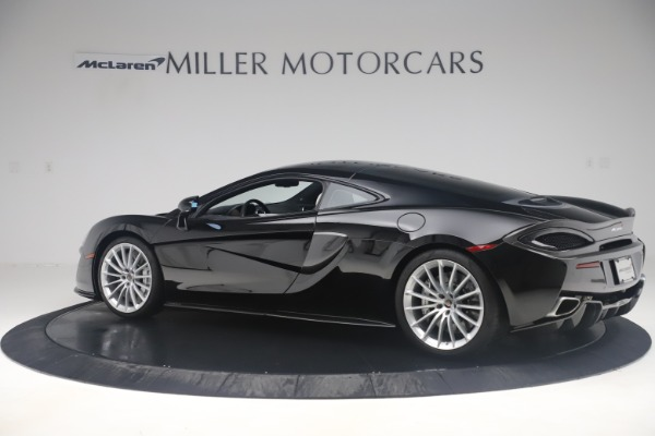 Used 2017 McLaren 570GT Coupe for sale $149,900 at Alfa Romeo of Greenwich in Greenwich CT 06830 3