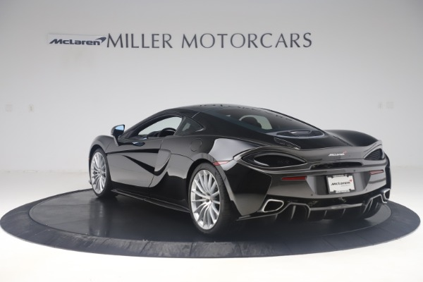 Used 2017 McLaren 570GT Coupe for sale $149,900 at Alfa Romeo of Greenwich in Greenwich CT 06830 4