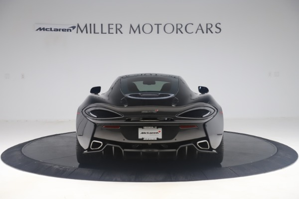 Used 2017 McLaren 570GT Coupe for sale $149,900 at Alfa Romeo of Greenwich in Greenwich CT 06830 5