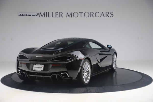 Used 2017 McLaren 570GT Coupe for sale $149,900 at Alfa Romeo of Greenwich in Greenwich CT 06830 6