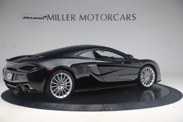Used 2017 McLaren 570GT Coupe for sale $149,900 at Alfa Romeo of Greenwich in Greenwich CT 06830 7