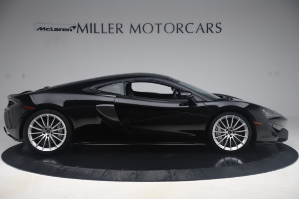 Used 2017 McLaren 570GT Coupe for sale $149,900 at Alfa Romeo of Greenwich in Greenwich CT 06830 8