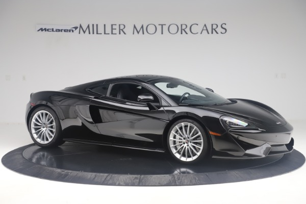 Used 2017 McLaren 570GT Coupe for sale $149,900 at Alfa Romeo of Greenwich in Greenwich CT 06830 9