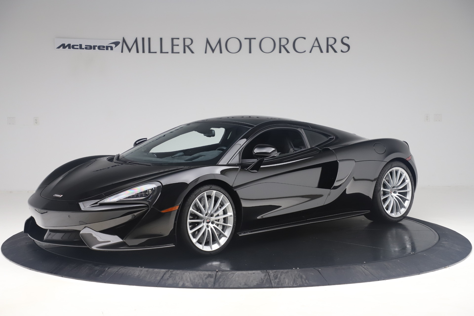 Used 2017 McLaren 570GT Coupe for sale $149,900 at Alfa Romeo of Greenwich in Greenwich CT 06830 1