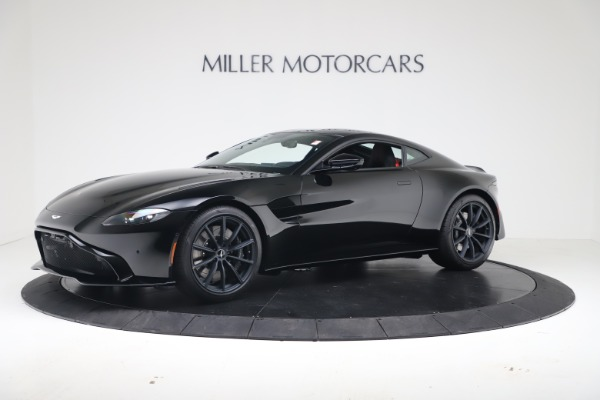 New 2020 Aston Martin Vantage Coupe for sale Sold at Alfa Romeo of Greenwich in Greenwich CT 06830 1