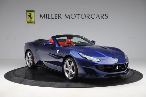 Used 2019 Ferrari Portofino for sale $227,900 at Alfa Romeo of Greenwich in Greenwich CT 06830 11