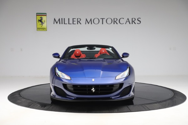 Used 2019 Ferrari Portofino for sale $227,900 at Alfa Romeo of Greenwich in Greenwich CT 06830 12
