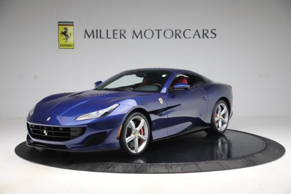Used 2019 Ferrari Portofino for sale $227,900 at Alfa Romeo of Greenwich in Greenwich CT 06830 13