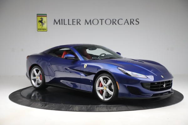 Used 2019 Ferrari Portofino for sale $227,900 at Alfa Romeo of Greenwich in Greenwich CT 06830 18