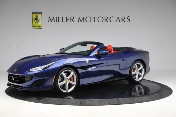Used 2019 Ferrari Portofino for sale $227,900 at Alfa Romeo of Greenwich in Greenwich CT 06830 2