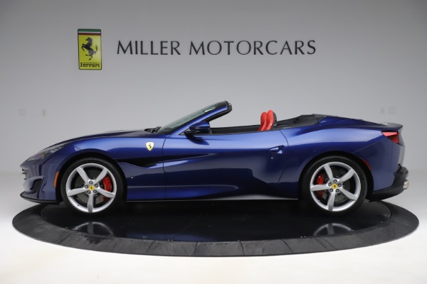 Used 2019 Ferrari Portofino for sale $227,900 at Alfa Romeo of Greenwich in Greenwich CT 06830 3