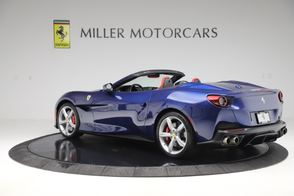 Used 2019 Ferrari Portofino for sale $227,900 at Alfa Romeo of Greenwich in Greenwich CT 06830 4
