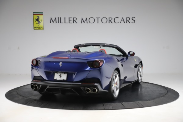 Used 2019 Ferrari Portofino for sale $229,900 at Alfa Romeo of Greenwich in Greenwich CT 06830 7
