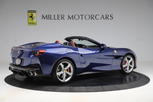 Used 2019 Ferrari Portofino for sale $227,900 at Alfa Romeo of Greenwich in Greenwich CT 06830 8