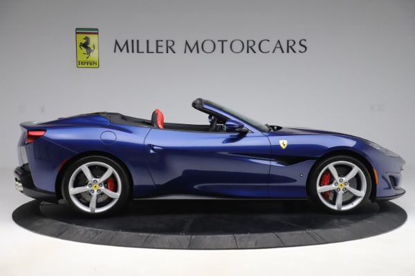 Used 2019 Ferrari Portofino for sale $227,900 at Alfa Romeo of Greenwich in Greenwich CT 06830 9