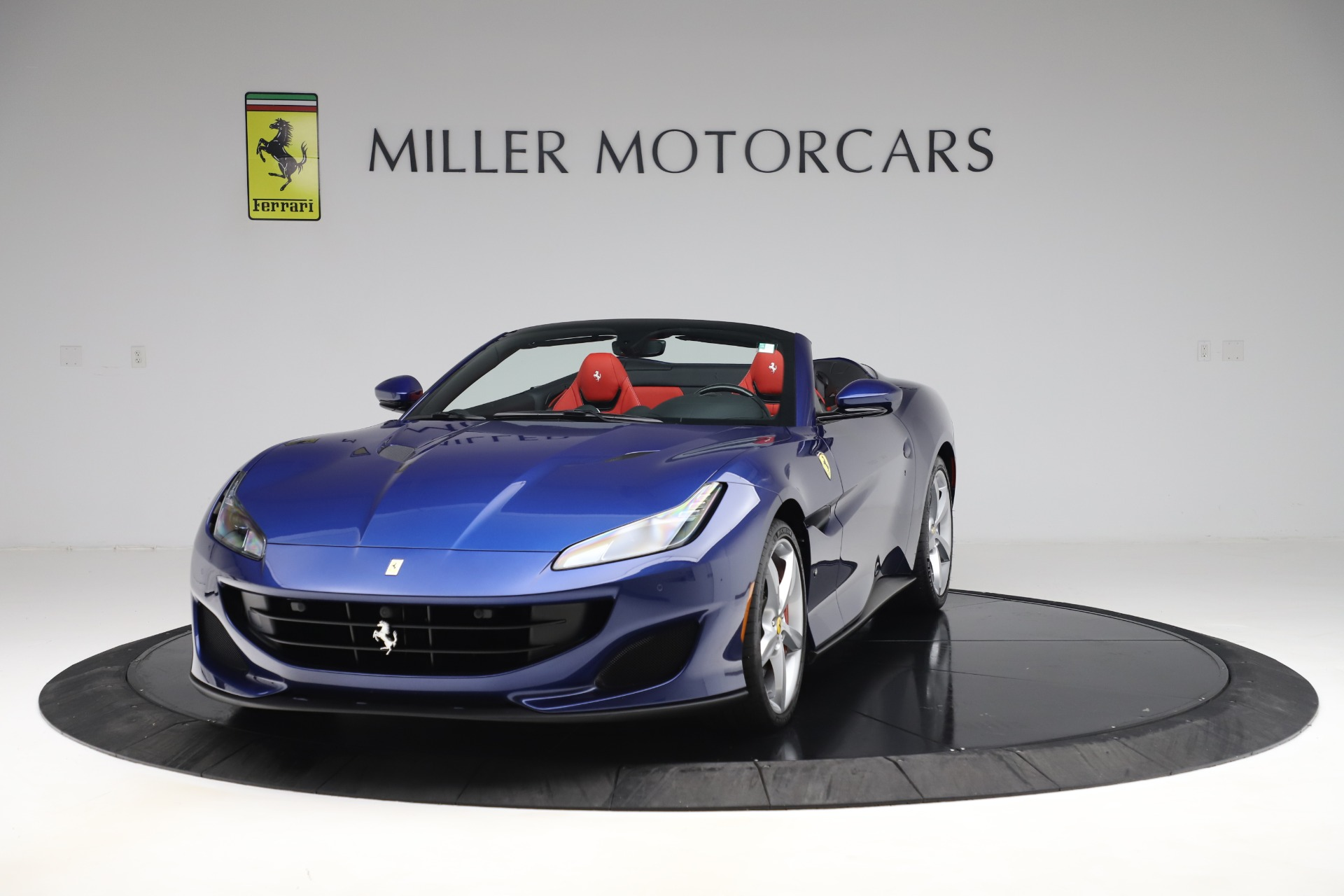 Used 2019 Ferrari Portofino for sale $227,900 at Alfa Romeo of Greenwich in Greenwich CT 06830 1
