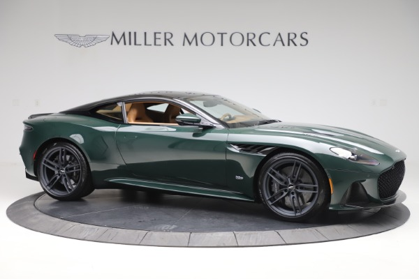 New 2020 Aston Martin DBS Superleggera Coupe for sale Sold at Alfa Romeo of Greenwich in Greenwich CT 06830 10