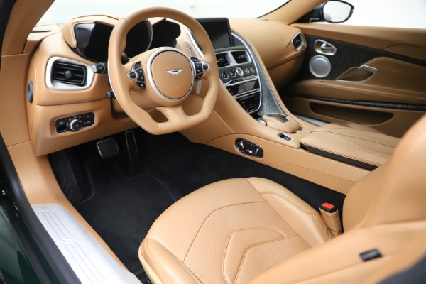 New 2020 Aston Martin DBS Superleggera Coupe for sale Sold at Alfa Romeo of Greenwich in Greenwich CT 06830 13