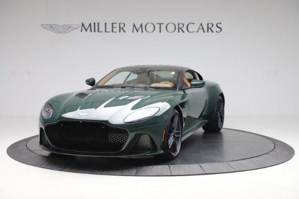 New 2020 Aston Martin DBS Superleggera Coupe for sale Sold at Alfa Romeo of Greenwich in Greenwich CT 06830 2