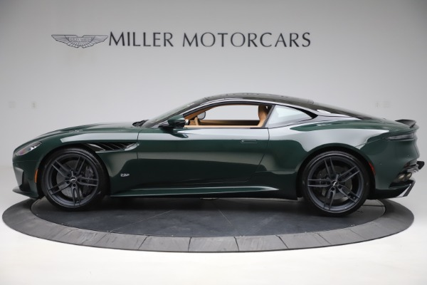 New 2020 Aston Martin DBS Superleggera Coupe for sale Sold at Alfa Romeo of Greenwich in Greenwich CT 06830 3