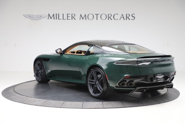 New 2020 Aston Martin DBS Superleggera Coupe for sale Sold at Alfa Romeo of Greenwich in Greenwich CT 06830 5