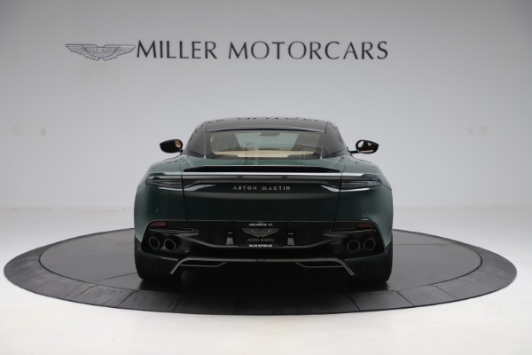 New 2020 Aston Martin DBS Superleggera Coupe for sale Sold at Alfa Romeo of Greenwich in Greenwich CT 06830 6