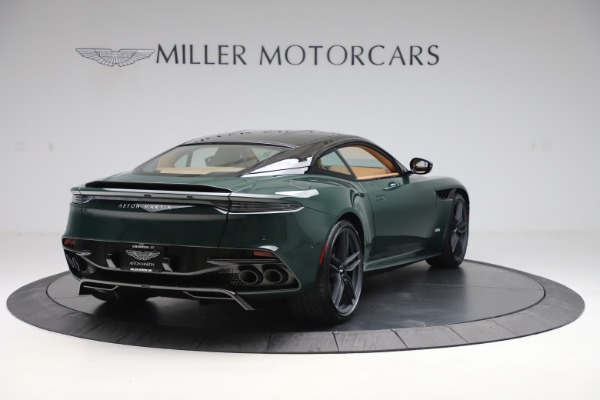New 2020 Aston Martin DBS Superleggera Coupe for sale Sold at Alfa Romeo of Greenwich in Greenwich CT 06830 7