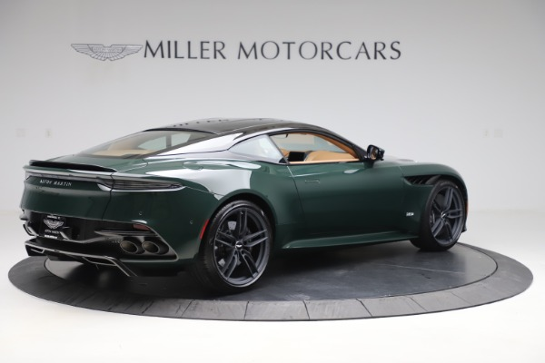 New 2020 Aston Martin DBS Superleggera Coupe for sale Sold at Alfa Romeo of Greenwich in Greenwich CT 06830 8