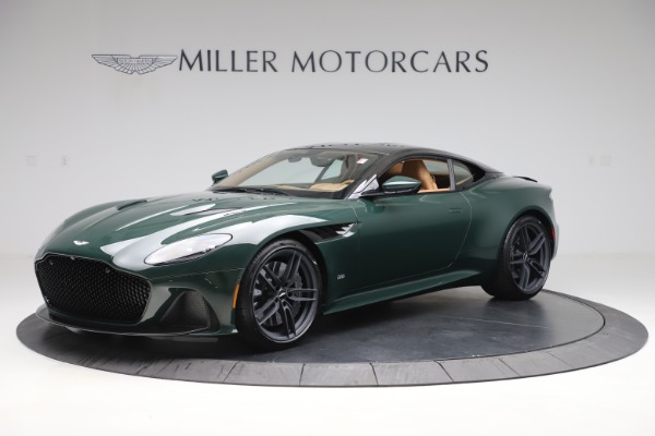 New 2020 Aston Martin DBS Superleggera Coupe for sale Sold at Alfa Romeo of Greenwich in Greenwich CT 06830 1