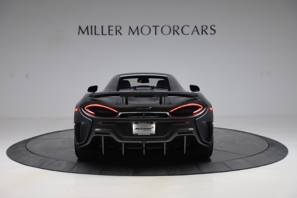Used 2020 McLaren 600LT SPIDER Convertible for sale $249,900 at Alfa Romeo of Greenwich in Greenwich CT 06830 17