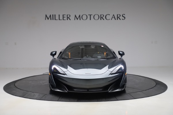 Used 2020 McLaren 600LT SPIDER Convertible for sale $249,900 at Alfa Romeo of Greenwich in Greenwich CT 06830 21