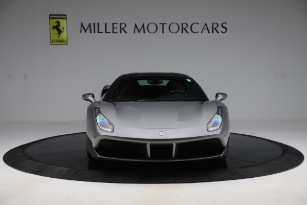 Used 2016 Ferrari 488 GTB for sale Sold at Alfa Romeo of Greenwich in Greenwich CT 06830 12