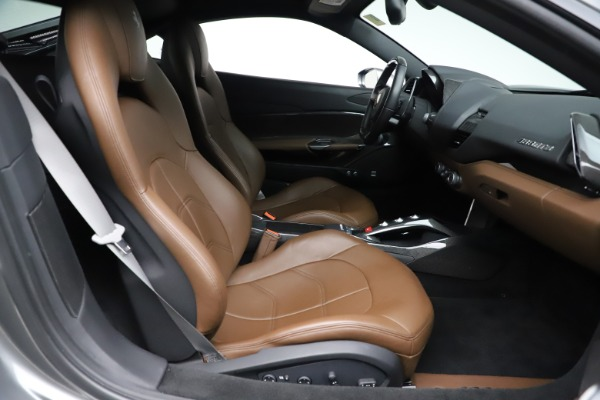 Used 2016 Ferrari 488 GTB for sale Sold at Alfa Romeo of Greenwich in Greenwich CT 06830 18