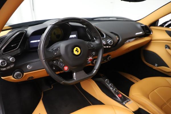 Used 2017 Ferrari 488 GTB Base for sale Sold at Alfa Romeo of Greenwich in Greenwich CT 06830 13