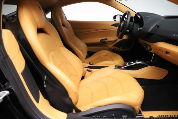 Used 2017 Ferrari 488 GTB Base for sale Sold at Alfa Romeo of Greenwich in Greenwich CT 06830 18
