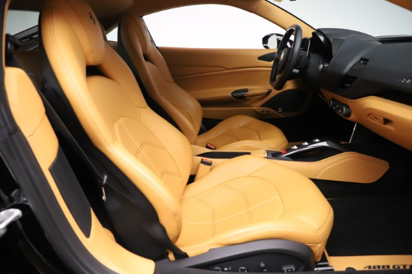 Used 2017 Ferrari 488 GTB for sale $240,900 at Alfa Romeo of Greenwich in Greenwich CT 06830 18