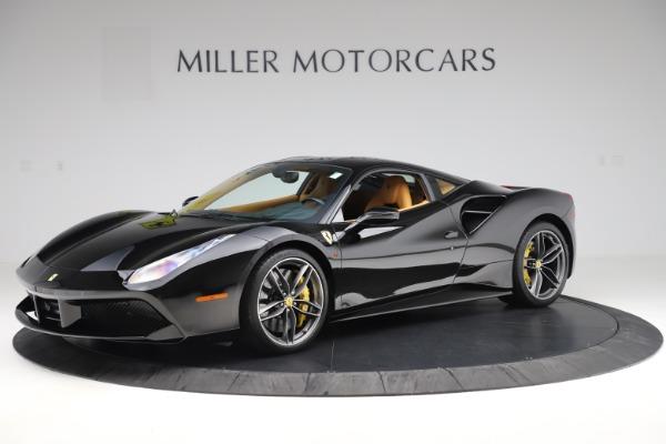 Used 2017 Ferrari 488 GTB Base for sale Sold at Alfa Romeo of Greenwich in Greenwich CT 06830 2