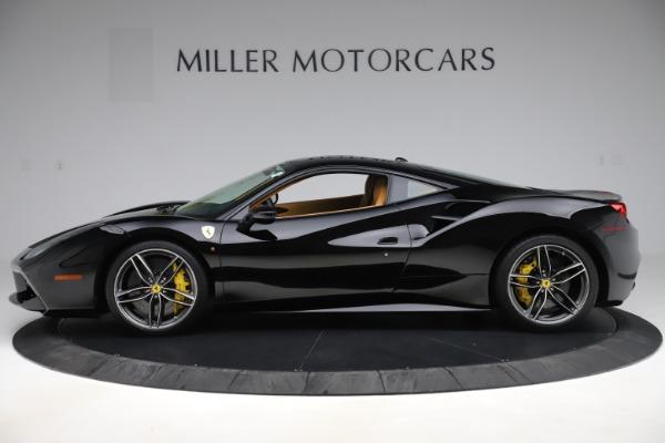 Used 2017 Ferrari 488 GTB Base for sale Sold at Alfa Romeo of Greenwich in Greenwich CT 06830 3