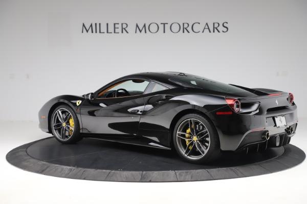 Used 2017 Ferrari 488 GTB Base for sale Sold at Alfa Romeo of Greenwich in Greenwich CT 06830 4