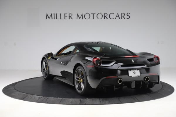 Used 2017 Ferrari 488 GTB Base for sale Sold at Alfa Romeo of Greenwich in Greenwich CT 06830 5