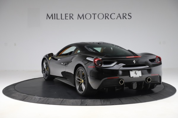 Used 2017 Ferrari 488 GTB for sale $240,900 at Alfa Romeo of Greenwich in Greenwich CT 06830 5
