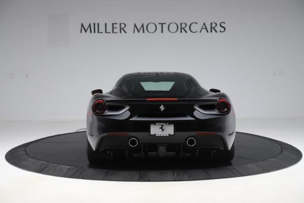 Used 2017 Ferrari 488 GTB Base for sale Sold at Alfa Romeo of Greenwich in Greenwich CT 06830 6