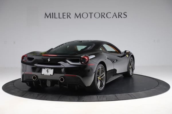 Used 2017 Ferrari 488 GTB Base for sale Sold at Alfa Romeo of Greenwich in Greenwich CT 06830 7