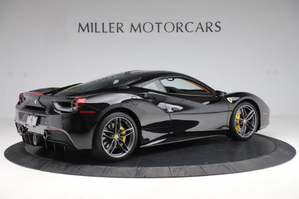 Used 2017 Ferrari 488 GTB Base for sale Sold at Alfa Romeo of Greenwich in Greenwich CT 06830 8